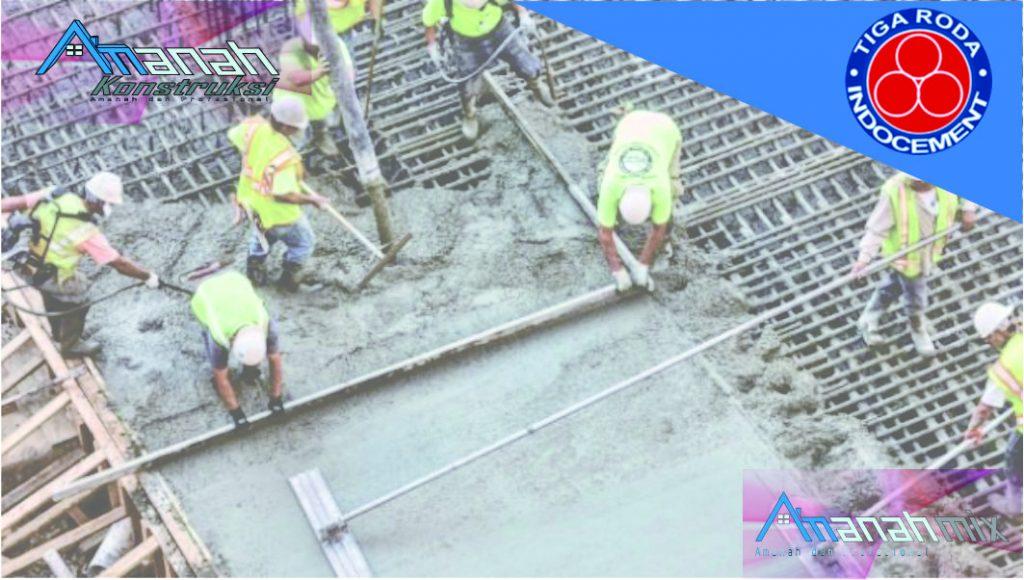 Harga beton cor Pionir Jakarta terjangkau di amanah konstruksi dengan berbagai mutu.